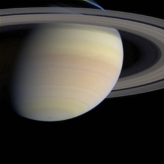 RINGS OF SATURN ASTONISHING, BREATHTAKING - PSALM 19 - WOW - THE